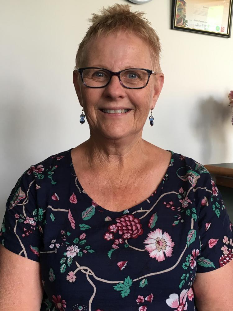 Christine Morrison – Principal